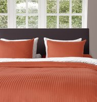 HNL Living Satin Stripe Orange